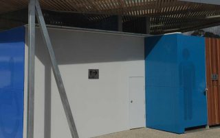 Commercial Cladding